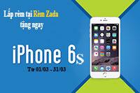 Cơ hội sở hữu Iphone6s khi mua hàng tại rèm Zada - KM cực Lớn